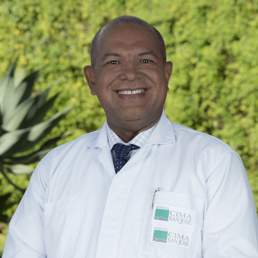 Dr. Abel Hooker
