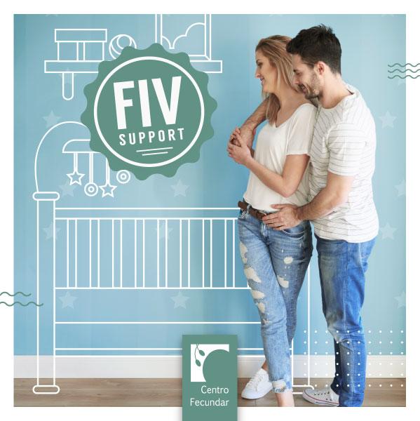 FIV Support Centro Fecundar